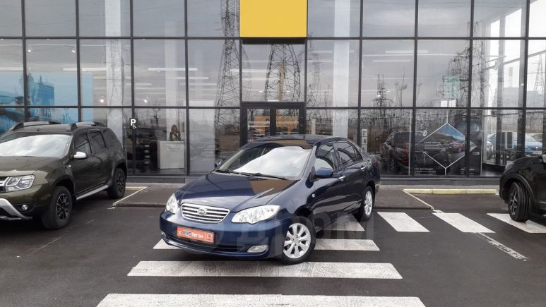 BYD F3, 2012 год, 275 000 руб.