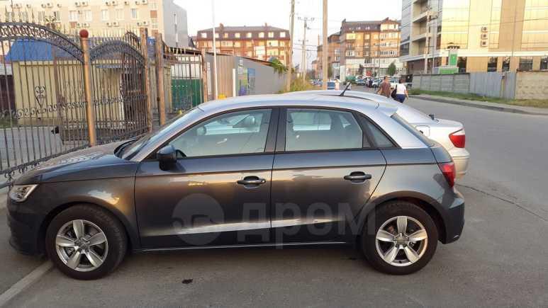 Audi A1, 2015 год, 920 000 руб.