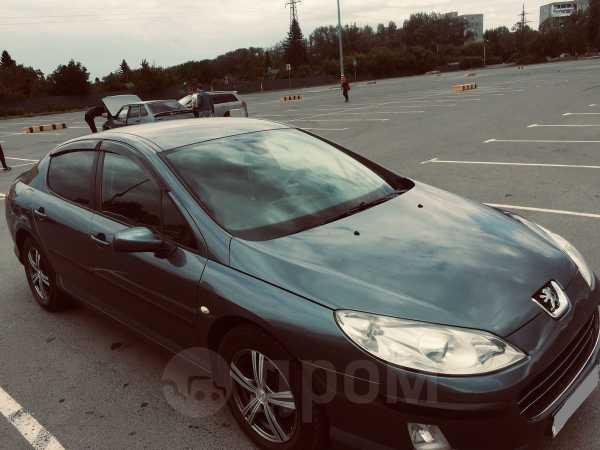 Peugeot 407, 2007 год, 270 000 руб.