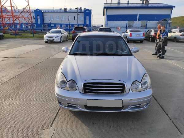 Hyundai Sonata, 2004 год, 215 000 руб.