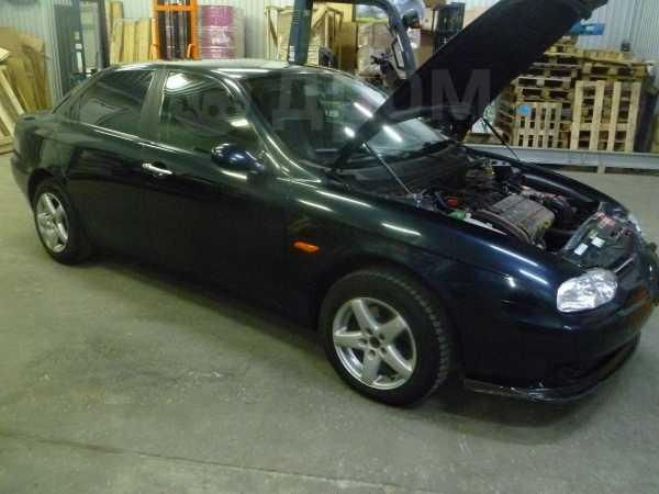 Alfa Romeo 156, 1999 год, 270 000 руб.