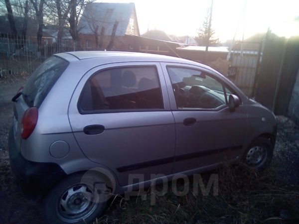 Chevrolet Spark, 2009 год, 155 000 руб.