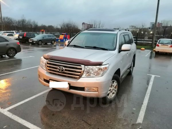 Toyota Land Cruiser, 2008 год, 1 250 000 руб.