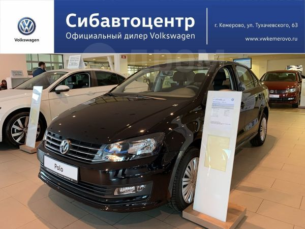 Volkswagen Polo, 2019 год, 805 000 руб.