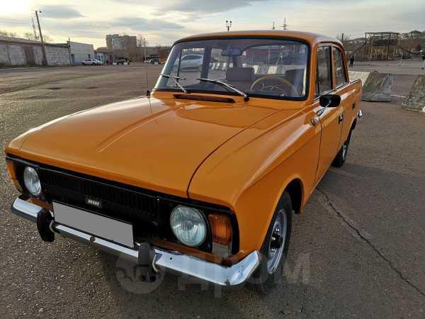 Москвич 412, 1985 год, 105 000 руб.