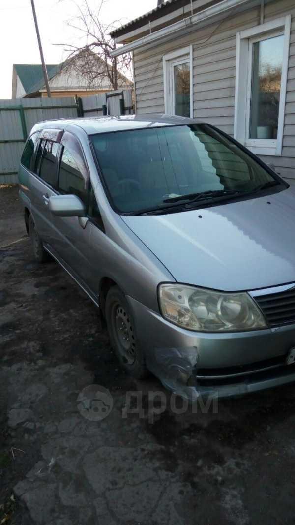 Nissan Liberty, 2002 год, 190 000 руб.