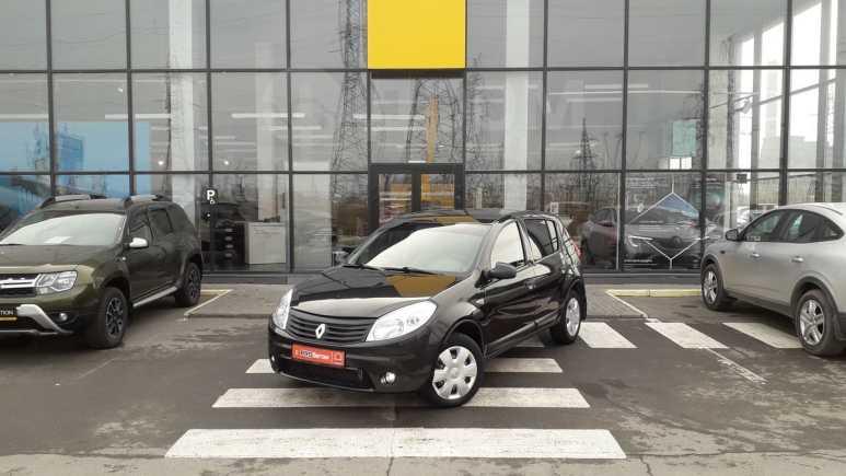 Renault Sandero, 2011 год, 255 000 руб.