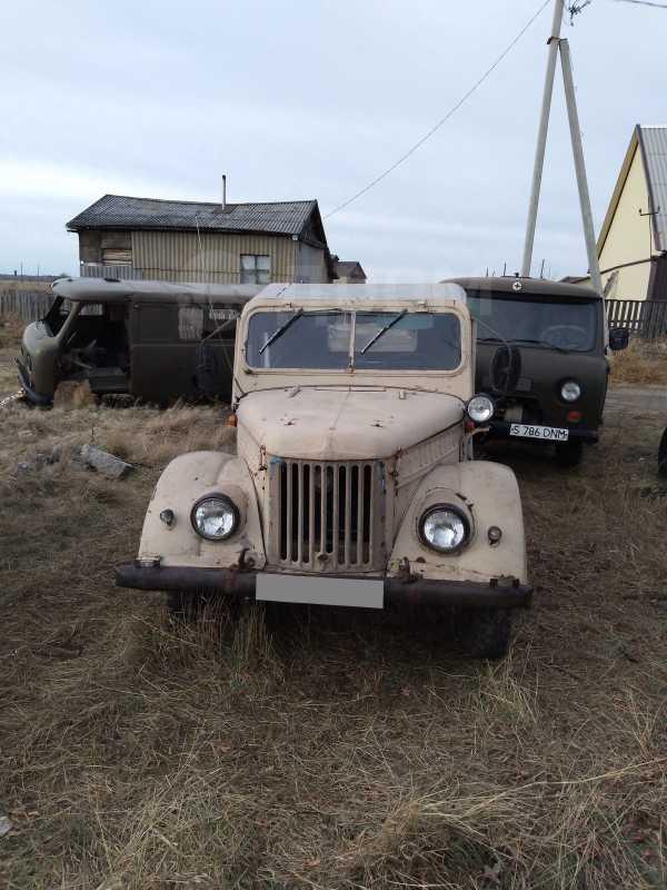 ГАЗ 69, 1954 год, 85 000 руб.