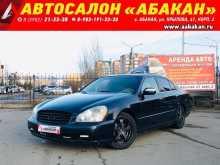 Абакан Q45 2001