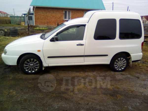 Volkswagen Caddy, 2001 год, 150 000 руб.