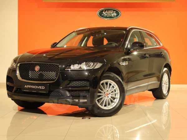 Jaguar F-Pace, 2018 год, 3 599 000 руб.