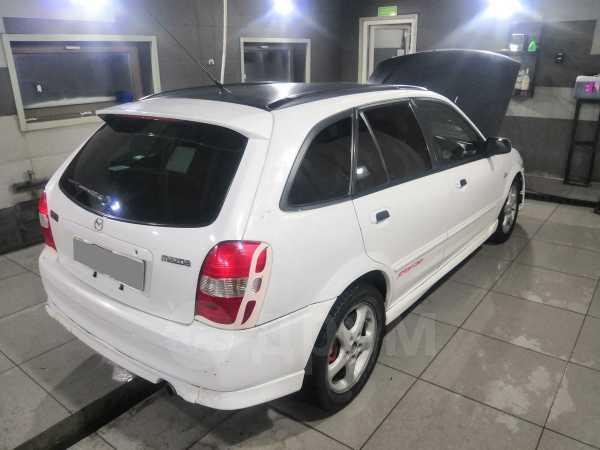 Mazda Familia S-Wagon, 2000 год, 130 000 руб.