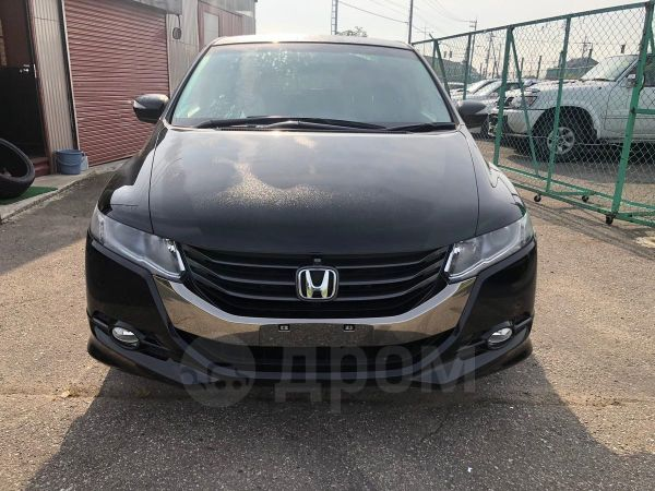 Honda Odyssey, 2010 год, 500 000 руб.