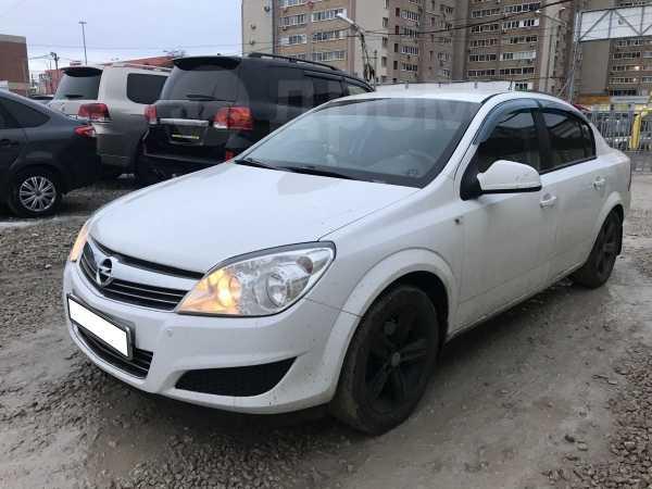 Opel Astra, 2011 год, 439 000 руб.