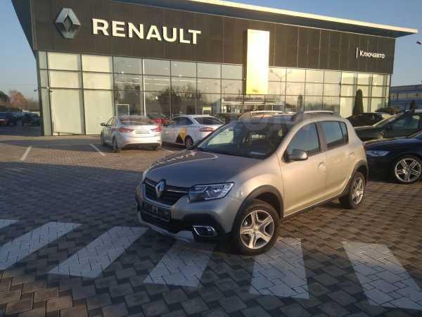 Renault Sandero Stepway, 2019 год, 780 000 руб.