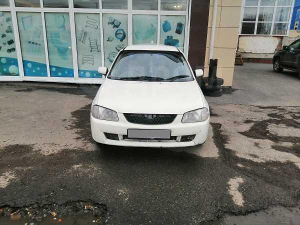 Mazda Familia, 2000 год, 177 777 руб.
