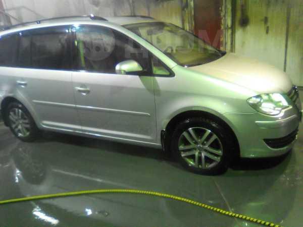 Volkswagen Touran, 2007 год, 349 999 руб.