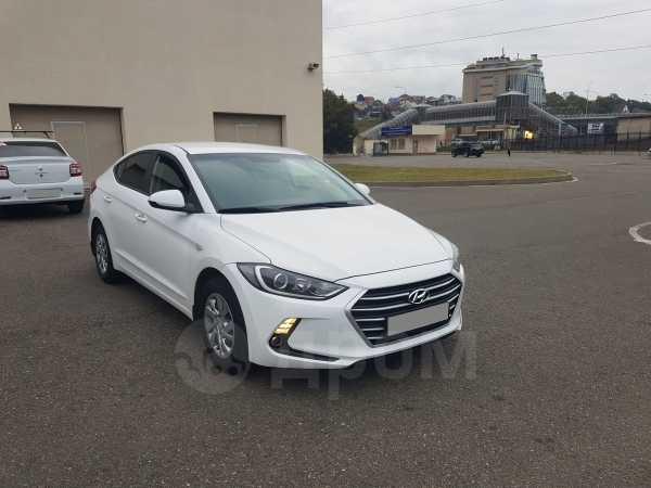 Hyundai Elantra, 2018 год, 849 000 руб.