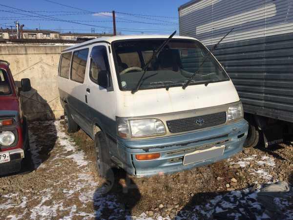 Toyota Hiace, 1992 год, 125 000 руб.