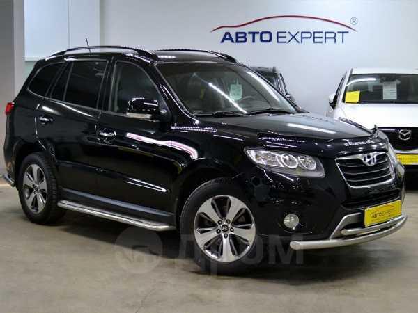 Hyundai Santa Fe, 2011 год, 835 000 руб.