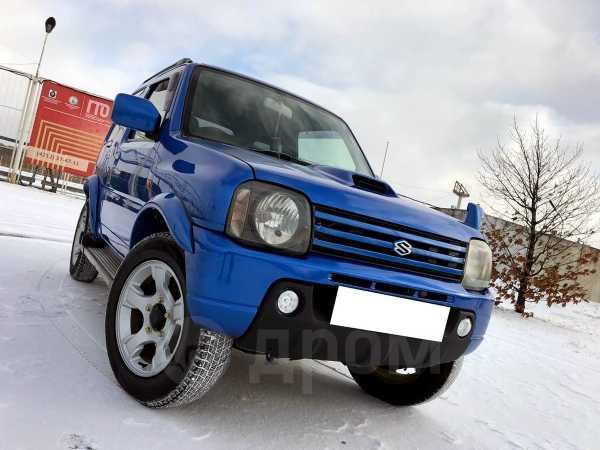 Suzuki Jimny, 2004 год, 305 000 руб.