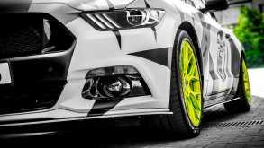Тула Mustang 2015
