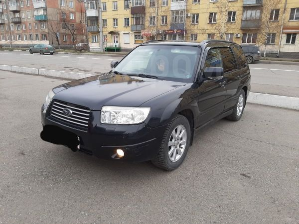 Subaru Forester, 2007 год, 558 000 руб.