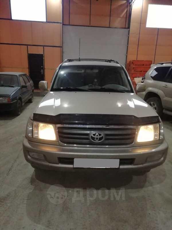 Toyota Land Cruiser, 2002 год, 990 000 руб.