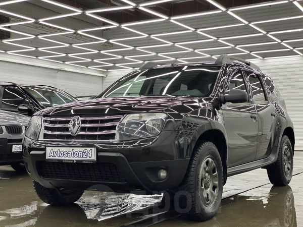 Renault Duster, 2013 год, 499 999 руб.