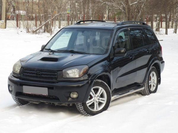 Toyota RAV4, 2002 год, 399 888 руб.