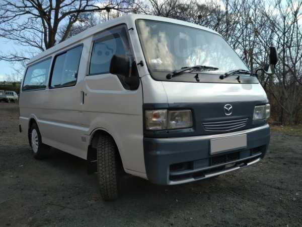 Mazda Bongo Brawny, 1999 год, 290 000 руб.