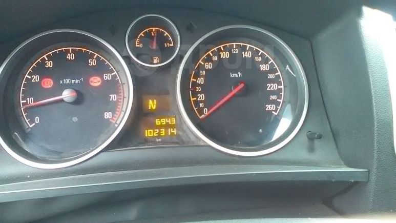 Opel Zafira, 2012 год, 490 000 руб.