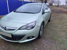 Шумиха Astra GTC 2012
