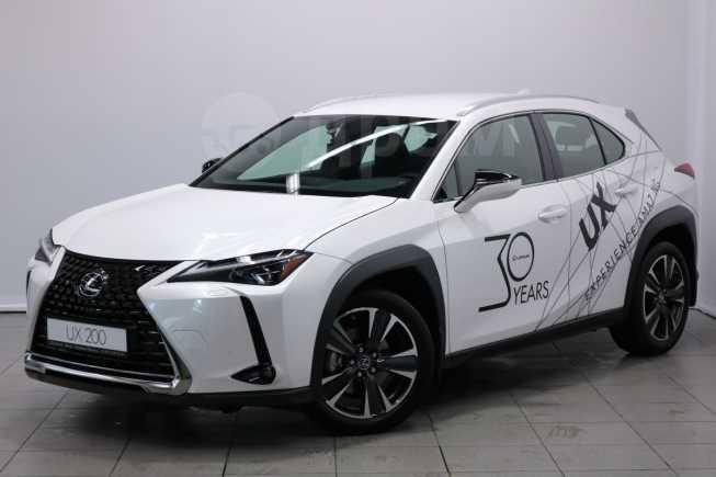 Lexus UX200, 2018 год, 2 345 000 руб.