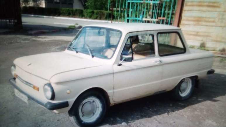 ЗАЗ Запорожец, 1988 год, 50 000 руб.