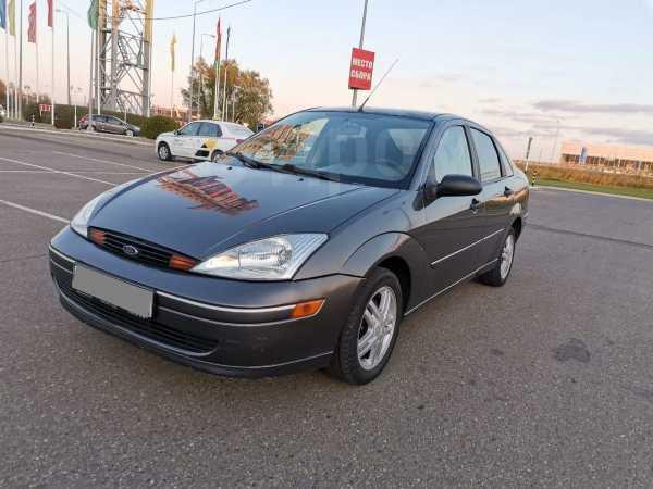 Ford Focus, 2002 год, 177 000 руб.