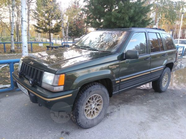 Jeep Grand Cherokee, 1995 год, 280 000 руб.