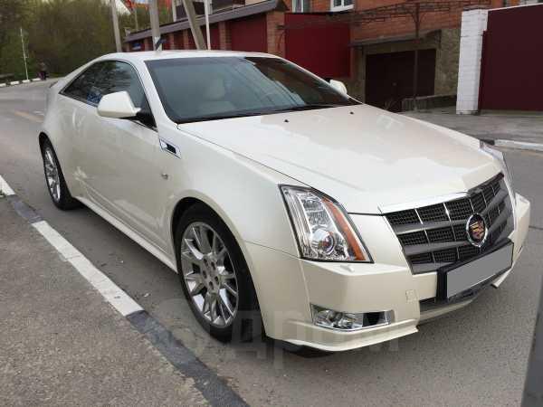 Cadillac CTS, 2011 год, 999 000 руб.
