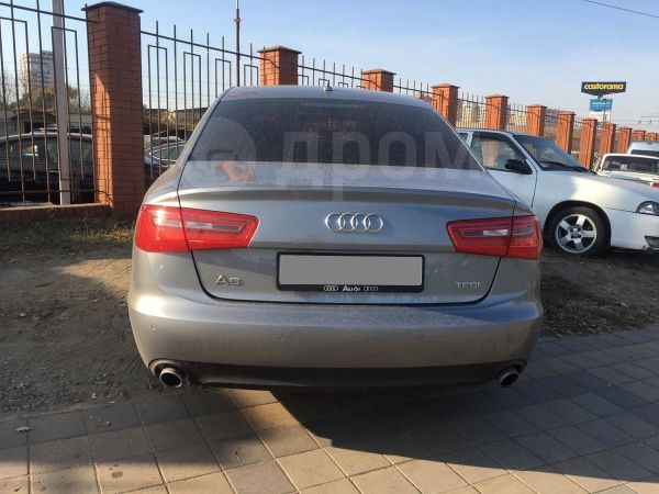 Audi A6, 2013 год, 1 030 000 руб.