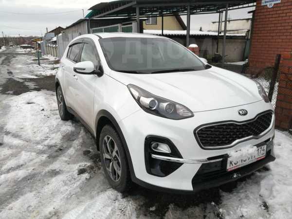 Kia Sportage, 2019 год, 1 520 000 руб.