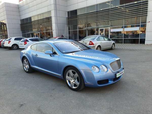 Bentley Continental GT, 2005 год, 1 600 000 руб.