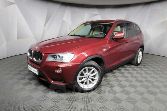 BMW X3, 2012 год, 823 680 руб.