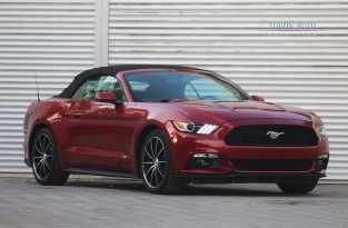 Краснодар Mustang 2017