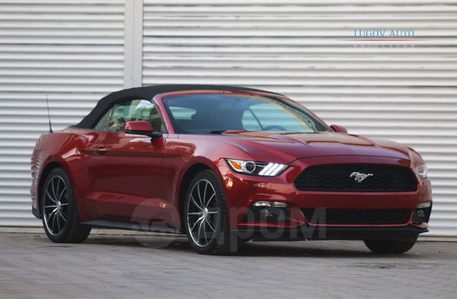 Ford Mustang, 2017 год, 2 250 000 руб.