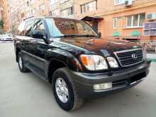 Нижний Новгород Lexus LX470 1999