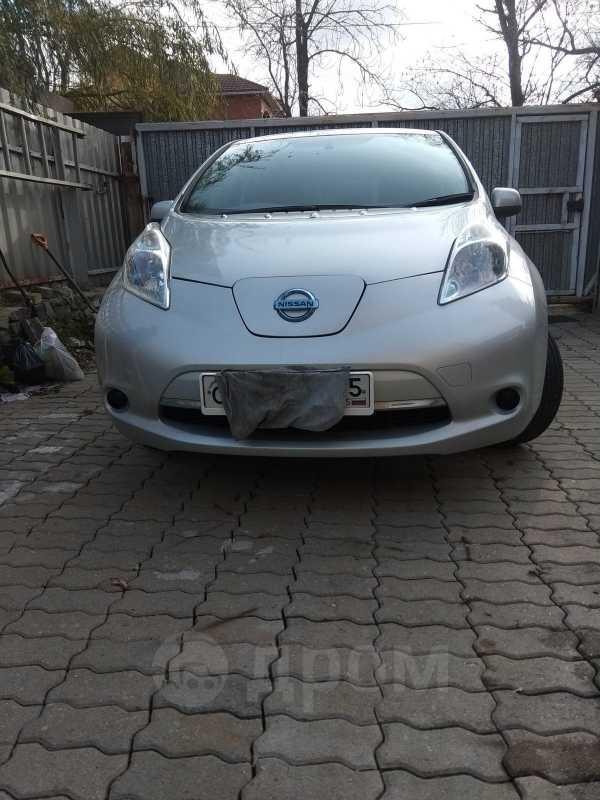 Nissan Leaf, 2013 год, 405 000 руб.