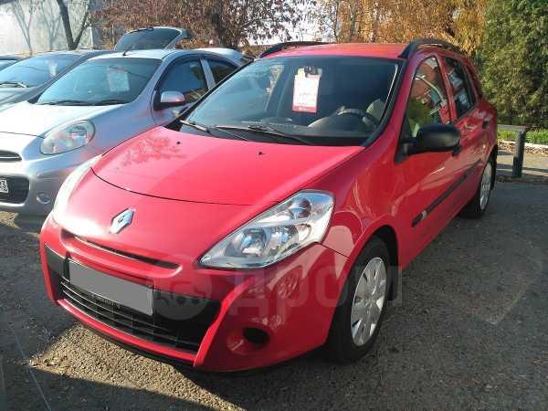 Renault Clio, 2009 год, 405 000 руб.