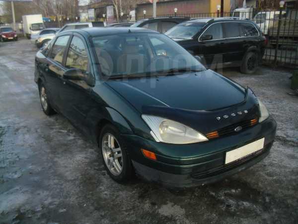 Ford Focus, 1999 год, 100 000 руб.
