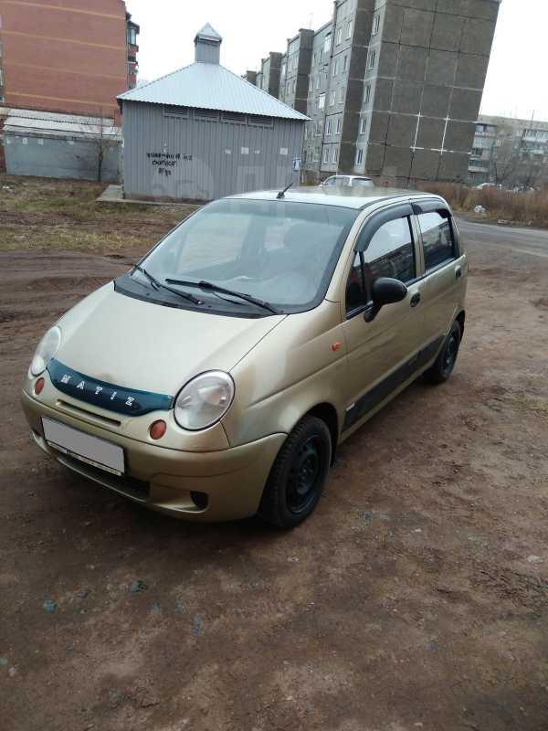 Daewoo Matiz, 2005 год, 117 000 руб.