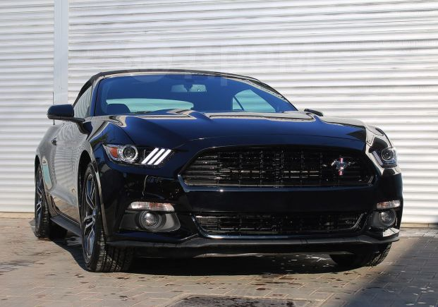Ford Mustang, 2017 год, 2 350 000 руб.
